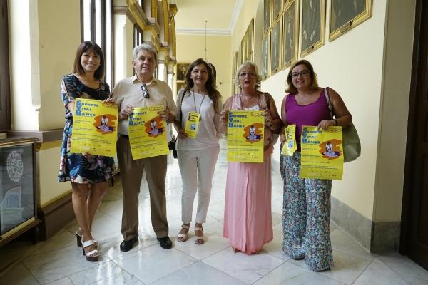 XV Jornadas de divulgación en playas malagueñas 2017