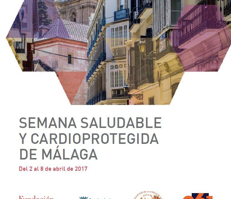 Semana Saludable y Cardioprotegida de Málaga